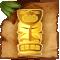 Statuetta d'oro di Cheetah