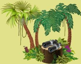 Occupati anche degli animali della giungla che appartengono ~~ENTITE[2][NOM_COURT_PLURIEL][AUX_AUTRES]~~ accogliendoli nella riserva tropicale.