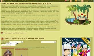 Tropicstory - Comprare un animale all asta ed altre interazioni